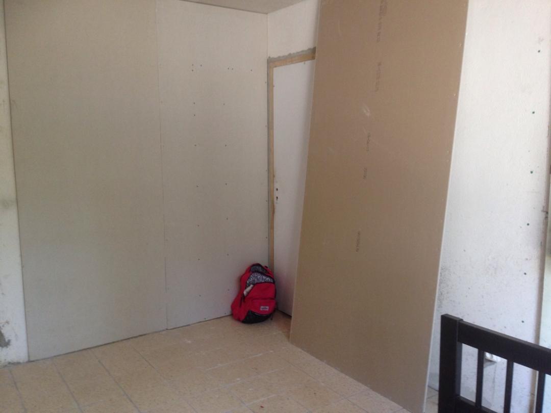 Chambre actuelle