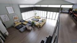 Vide sur salon - visuel 3D