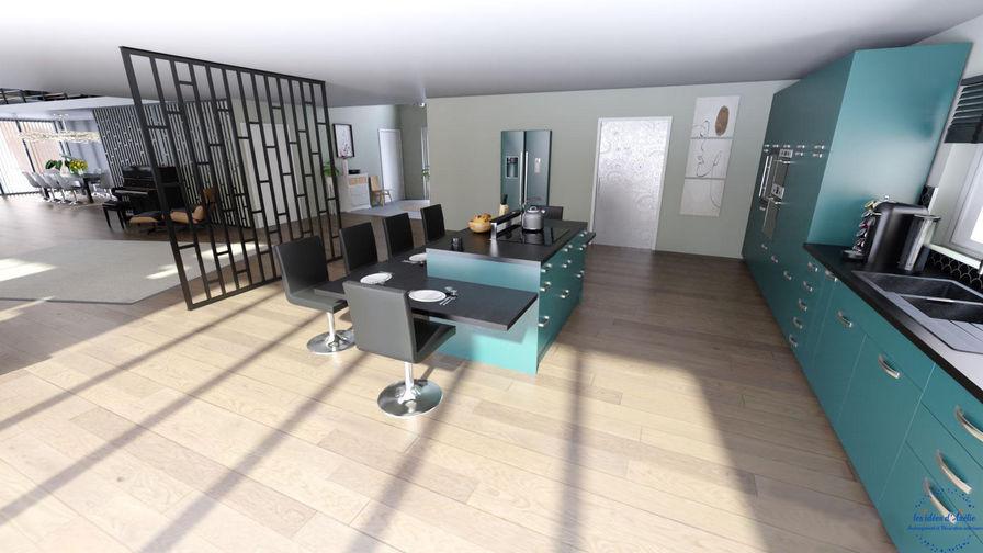 Villa spacieuse et conviviale
