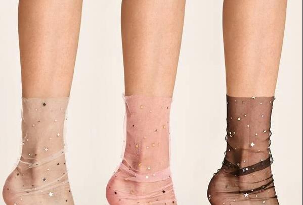 Starry Çorap