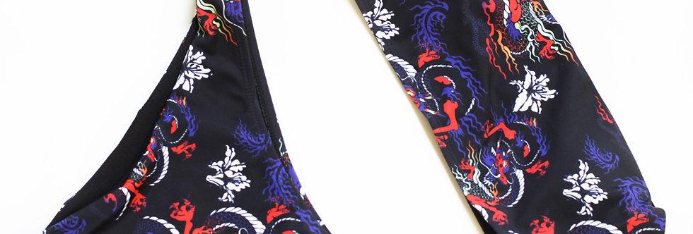 Siyah Dragon Bikini