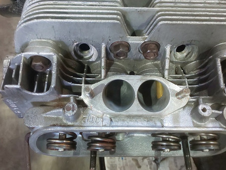 air-cooooled VWs engine refresh 続き