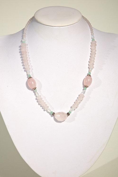 566 - Rose quartz