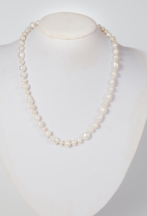 790 - Mixed freshwater pearls