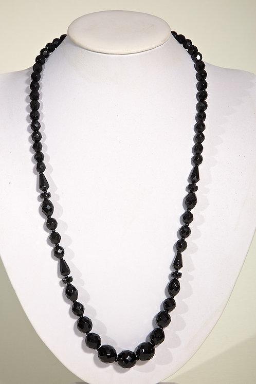 549  Black crystals