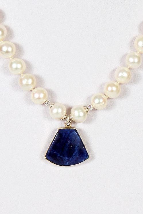 Lapis lazuli/silver   524