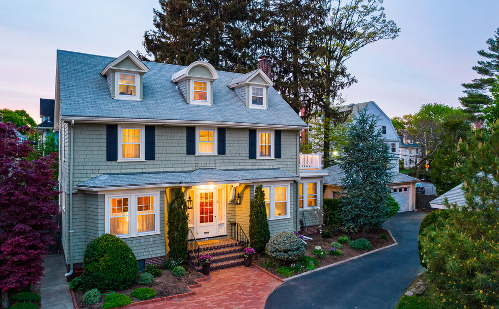 Wayland Square Colonial