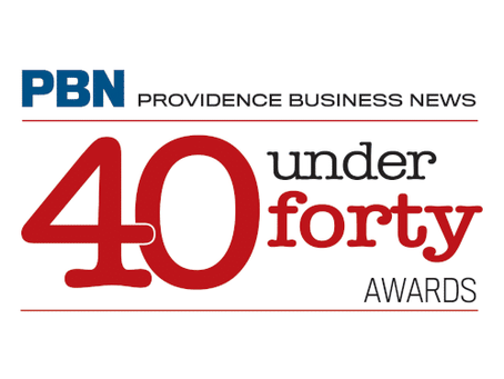 Rita Danielle Steele Chosen as a Winner of Providence Business News' 40 under Forty