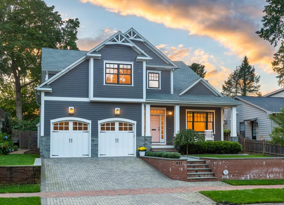 Blackstone Boulevard Custom-Built Home