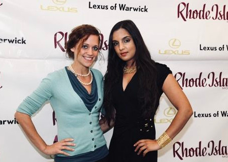 Shamila Ahmed & Rita Steele receive RI Monthly's Professional Excellence Award