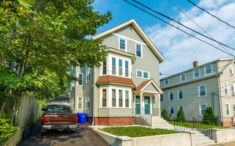 Pawtucket Two-Family