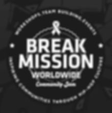 _BREAK MISSION EVENTS AND SHOWCASES 2017