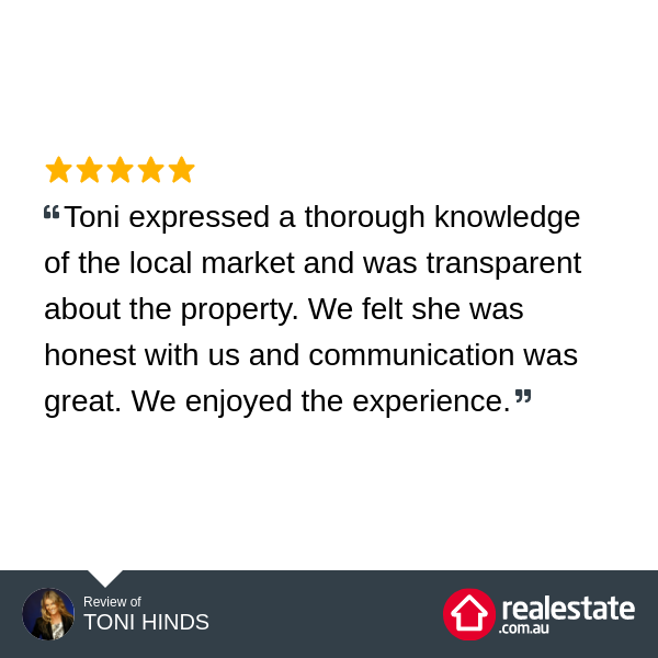 Terry Hinds Real Estate - Agent Reviews