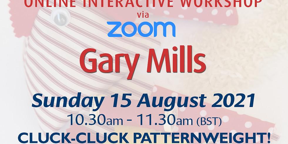 Sunday 15 August 2021: FREE Online Workshop! (Chicken Pin-Cushion)