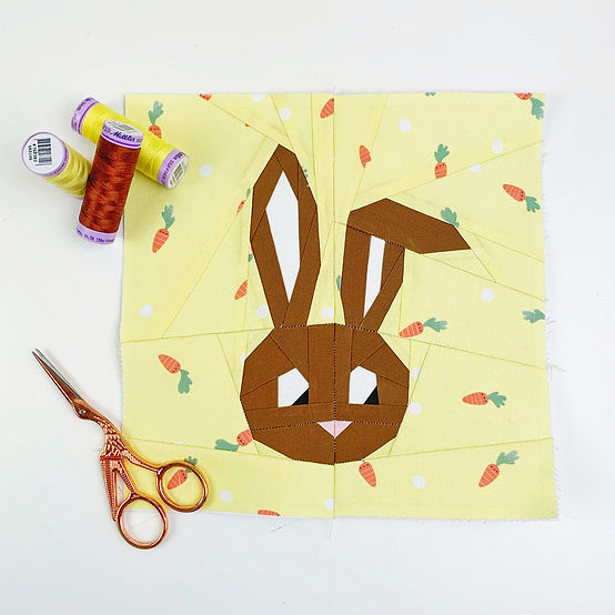 Learn FPP with this Cute Easter Bunny workshop with top tutor Ingrid Alteneder!