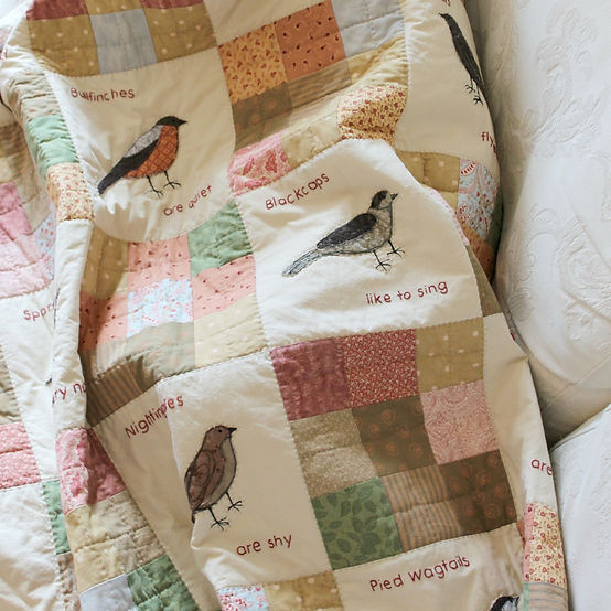 Learn how to make this wonderful Bullfinch Quilt Block with top tutor Janet Clare!