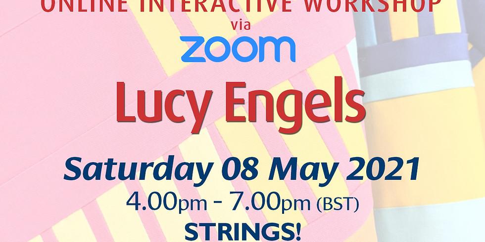 Saturday 08 May 2021: Online Workshop (Strings!)