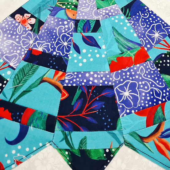 Learn to make this classic Dresden Pattern with top tutor Sarah Payne!