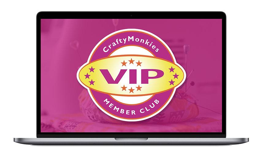 CraftyMonkies VIP Member Club Exclusive Online Video Content