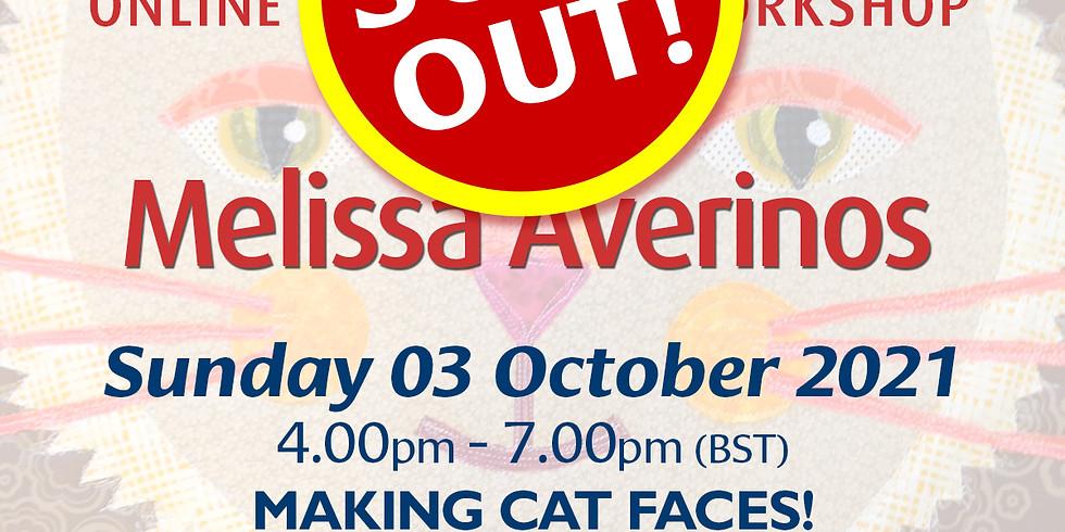 Sunday 03 October 2021: Online Workshop (Making Cat Faces!)
