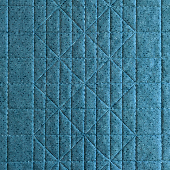 Learn how to improve those Walking Foot Quilting skills with our top tutor, Lucy Brennan!