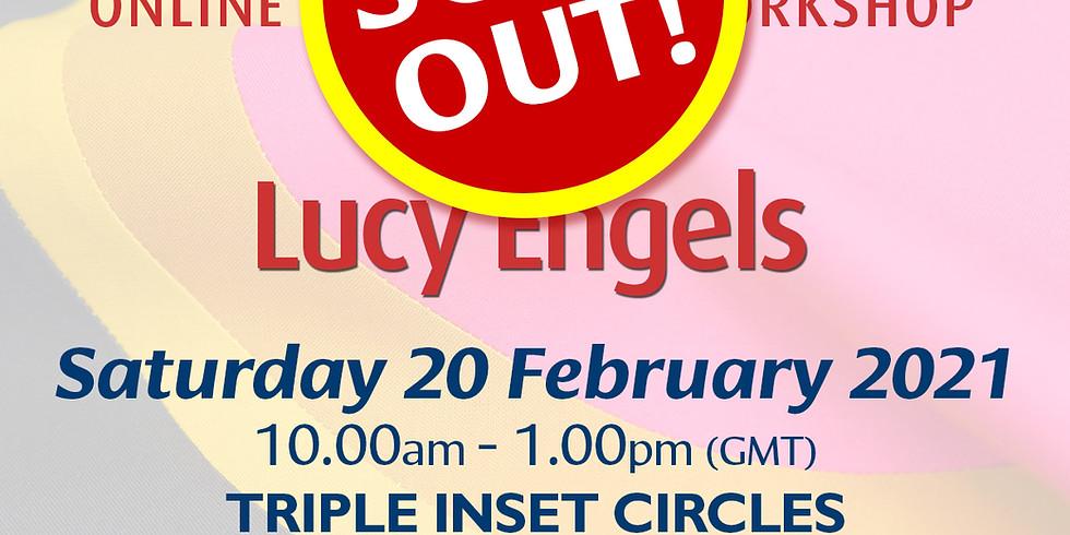 Saturday 20 February 2021: Online Workshop (Triple Inset Circles)