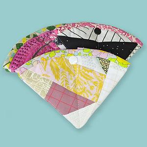 CraftyMonkies Lucy Brennan Online Interactive Craft Workshop Stitchy-Pie Needle Case