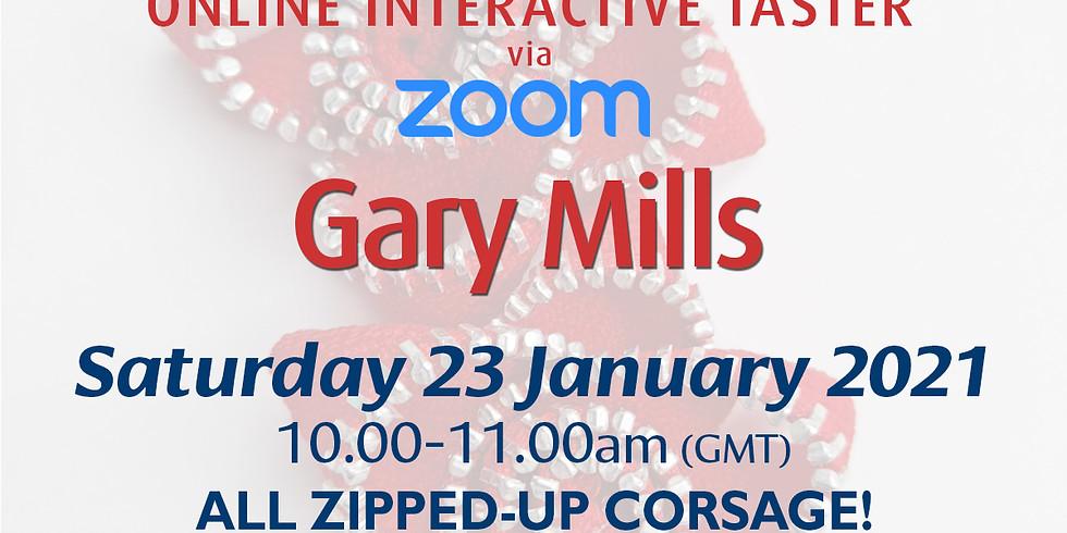 Saturday 23 January 2021: Online Workshop (FREE Taster)