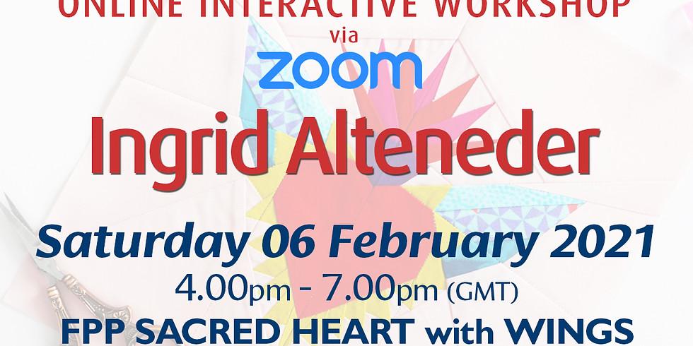 Saturday 06 February 2021: Online Workshop (FPP Sacred Heart)