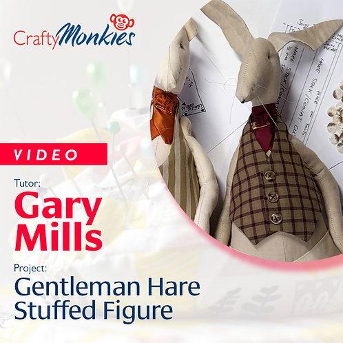 Video of Workshop: Gary Mills - Gentleman Hare!