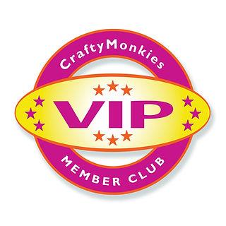 CraftyMonkies VIP Member Club - Monthly & Annual Plans!
