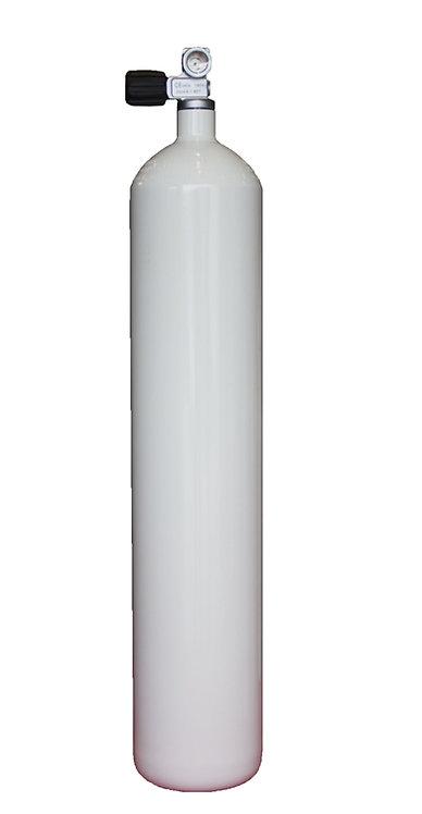 Tauchflaschen mit Ventil