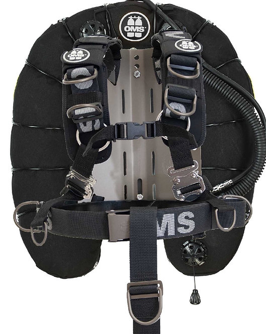 Comfort Harness III Signature System Deep Ozean
