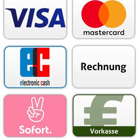 Onlinezahlung für unsere Kunden!