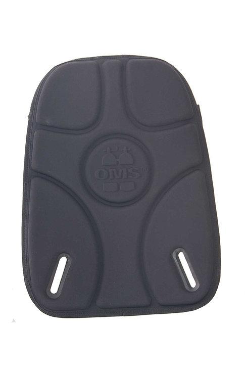 OMS Rückenpolster mit Bleitaschen Vorderansicht