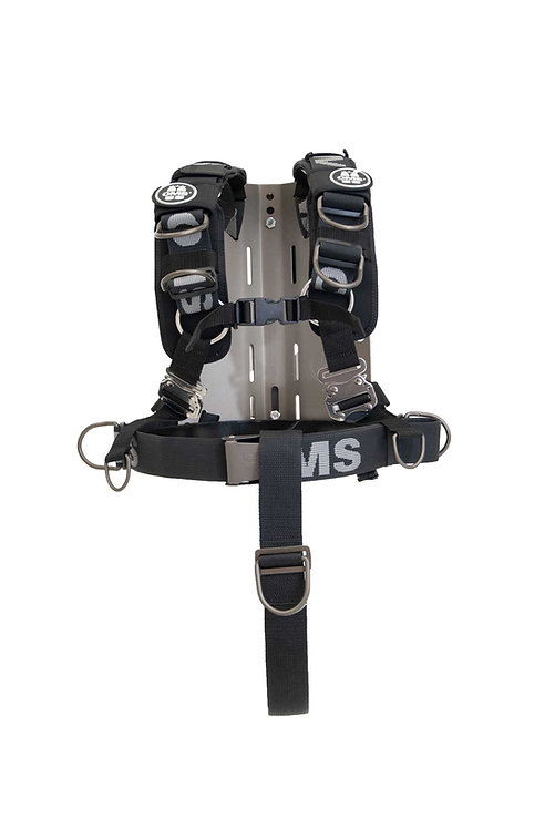OMS Comfort Harness III mit Backplate