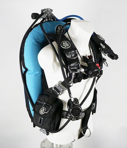 OMS performance Mono mit Comfort Harness III