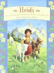 Heidi - Lehr- und Wanderjahre / Buch