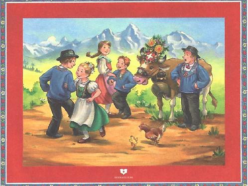 Puzzle Schweizer Kinderlieder