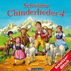 Schwiizer Chinderlieder 4 / CD