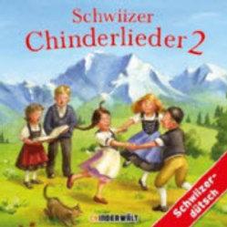 Schwiizer Chinderlieder 2 / CD