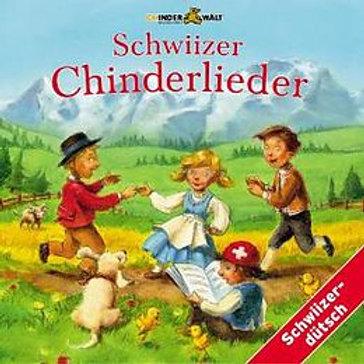 Schwiizer Chinderlieder 1 / CD