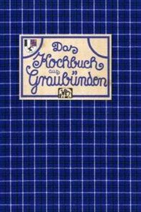 Kochbuch aus Graubünden