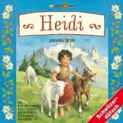 Heidi - Lehr- und Wanderjahre / CD