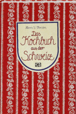 Kochbuch aus der Schweiz