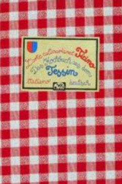 Kochbuch aus dem Tessin