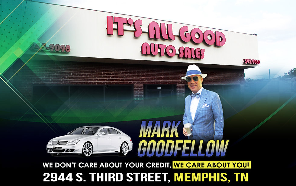 no drivers license required car dealerships memphis tn