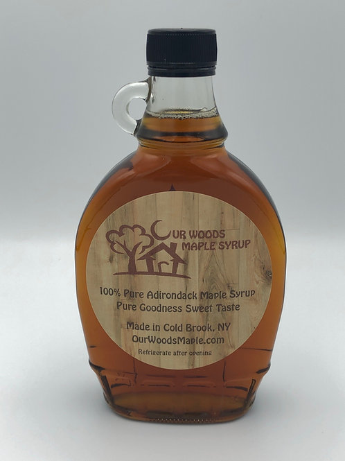 Our Woods Maple Syrup 8 oz