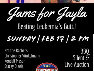 Jams for Jayla ride out Feb. 17th