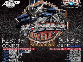 H-Town Cycle Showdown Sept 28th.